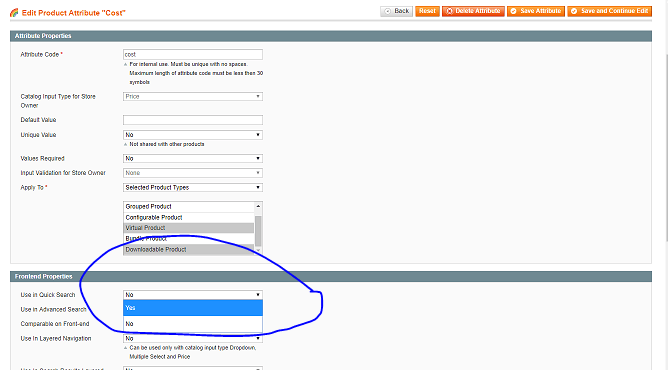 magento search not working how to fix