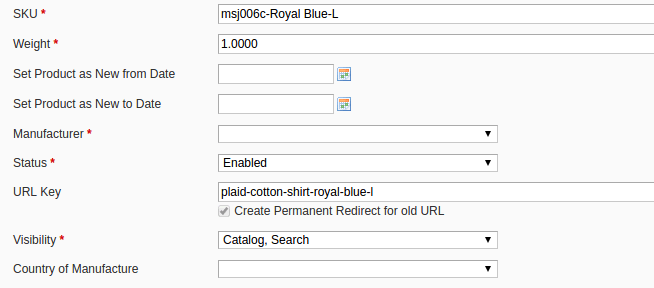 magento search not returning results