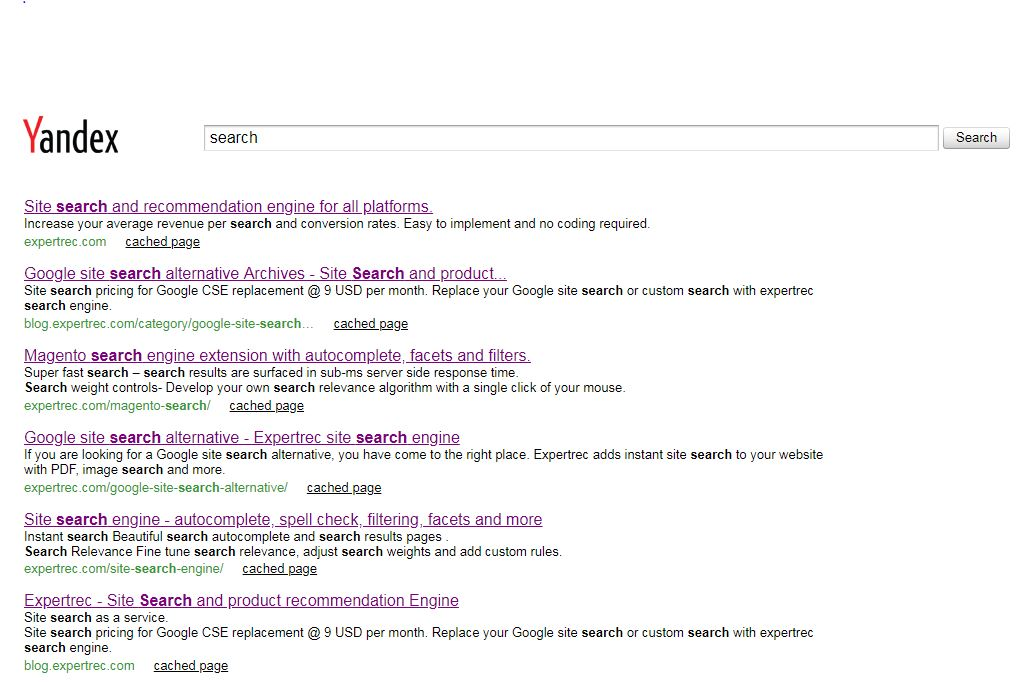 How to add a search to your website for free (5 search engines)