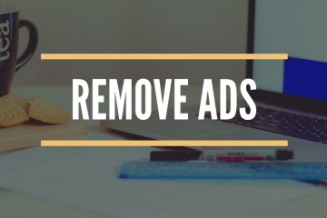 how to remove ads in google custom search