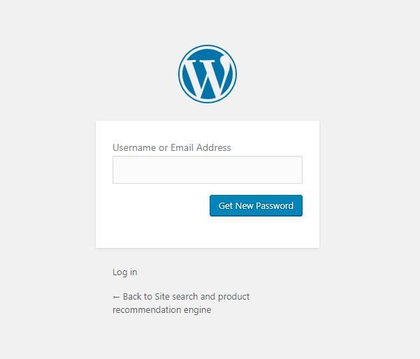 wordpress login not working