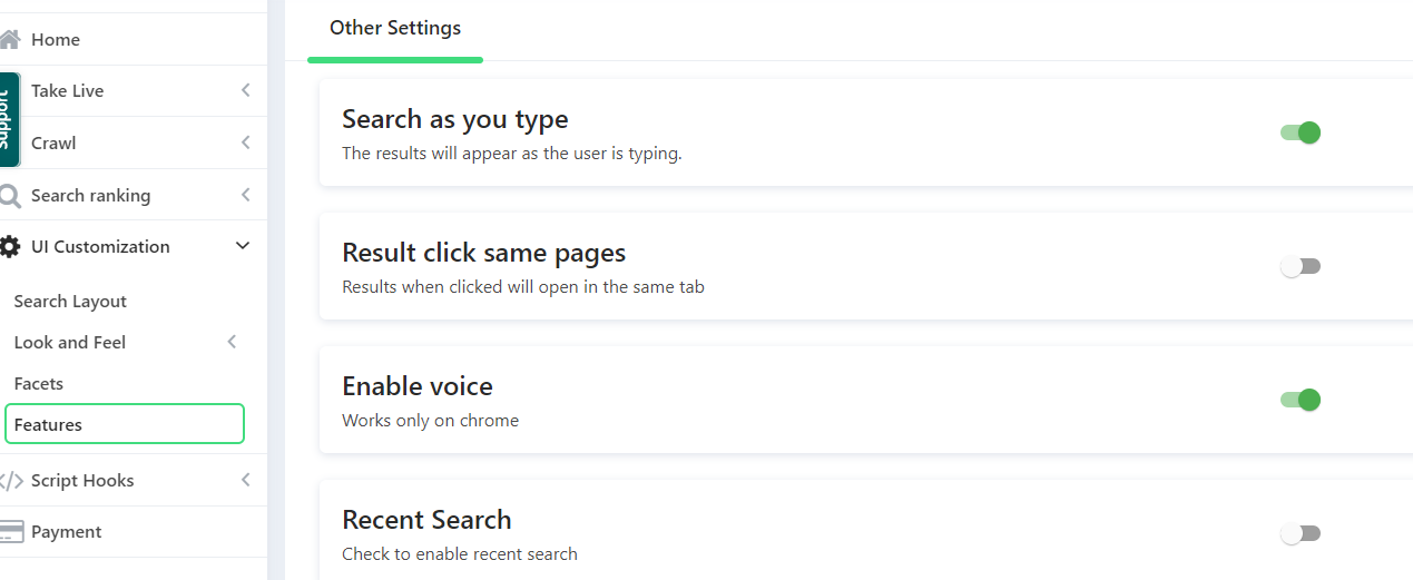 voice search wordpress plugin