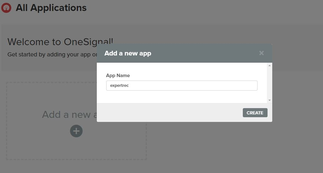 push notification wordpress