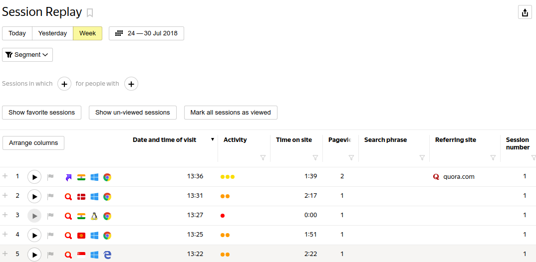 wordpress search settings