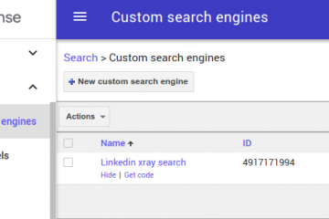 make money google custom search