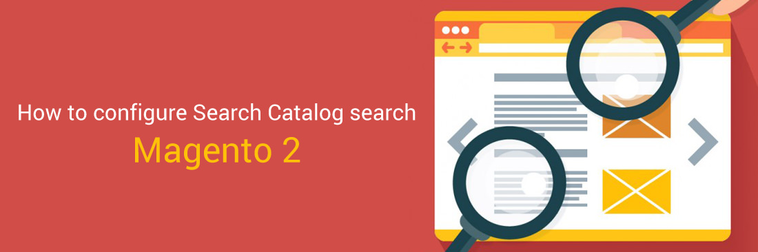 how to configure magento 2 search