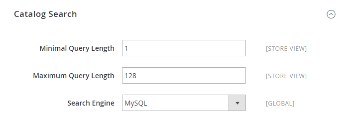 magento 2 search not working properly