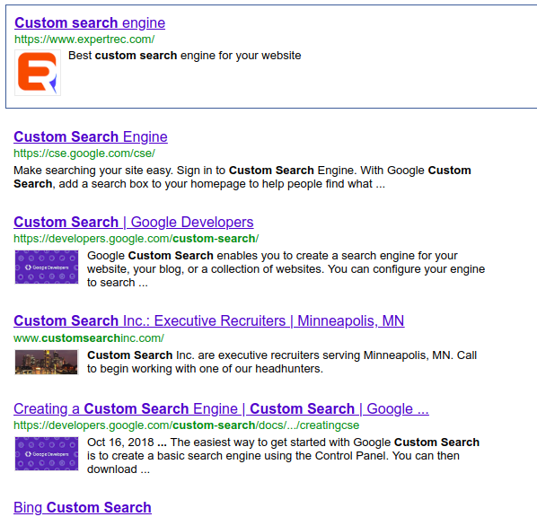 search in site html code