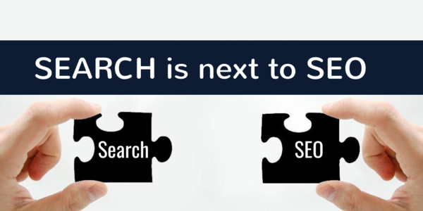 search is next to seo