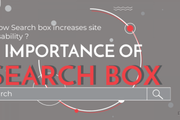 importance of search box in website