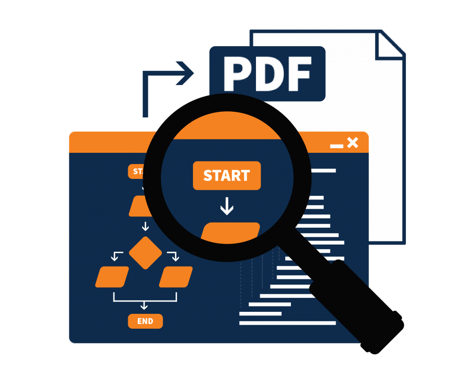 PDF search bar - How to implement