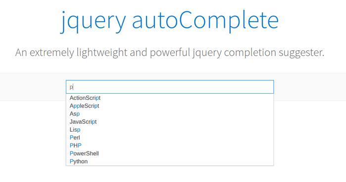 expertrec jquery autocomplete