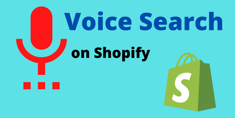 How to add voice search to shopify website