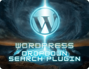 Wordpress Search Dropdown Plugin