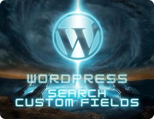 Wordpress Search in Custom Fields