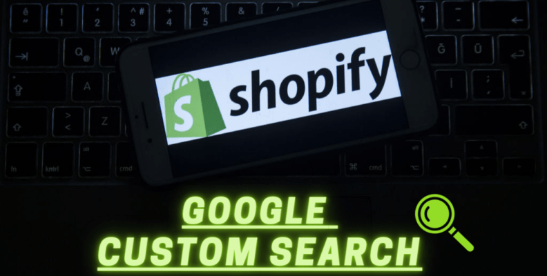 Google Custom Search Shopify