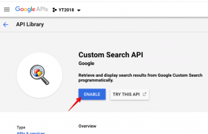 Custom Search API