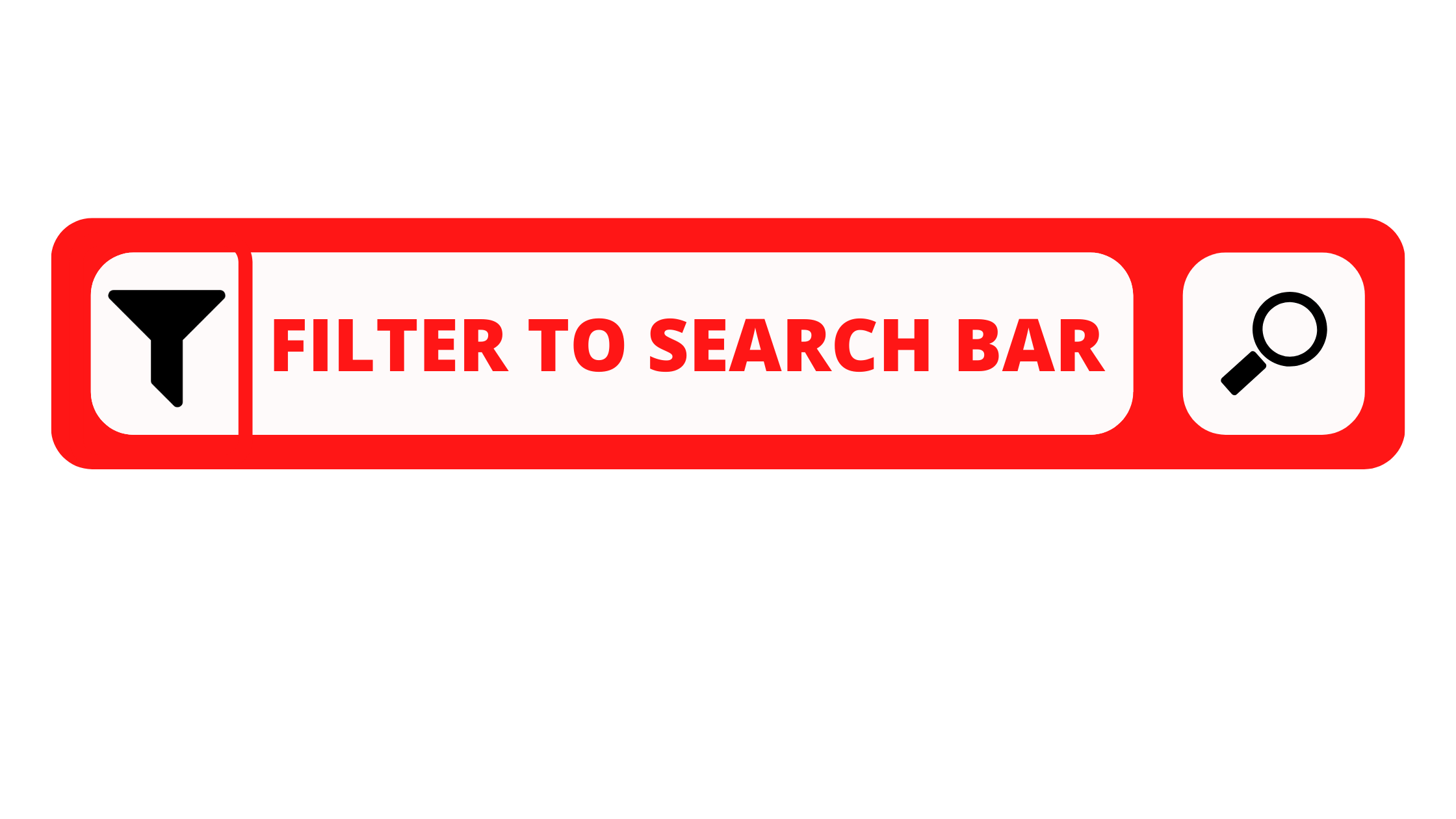 How to add a filter to your search autocomplete bar