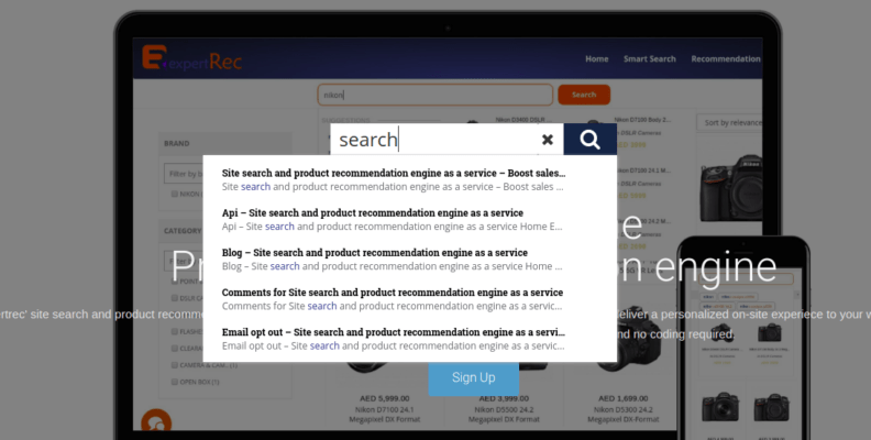 Google Search Box on Wordpress