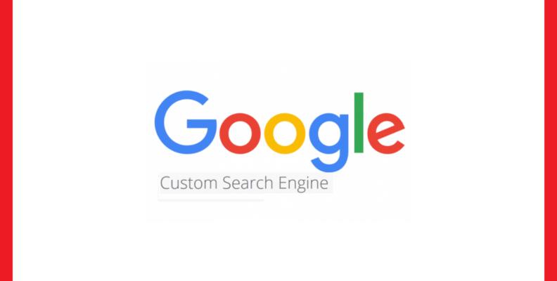 Google custom search open in same window