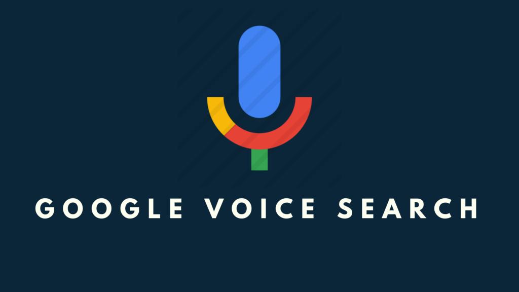 google voice search download windows 10
