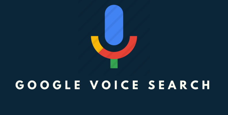 google voice search in windows 10
