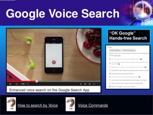 Google Voice Search Hand-free