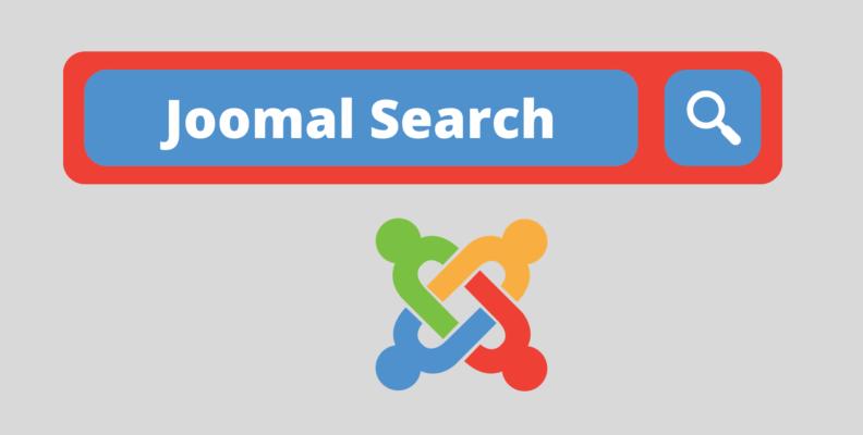 Advanced Search Joomla