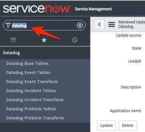 Service now Management