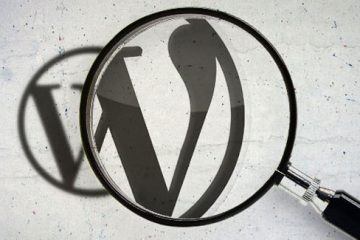 WordPress search engine