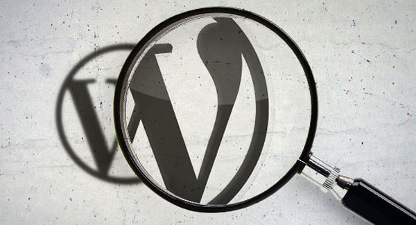 WordPress search engine