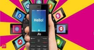 Jio Phone Banner