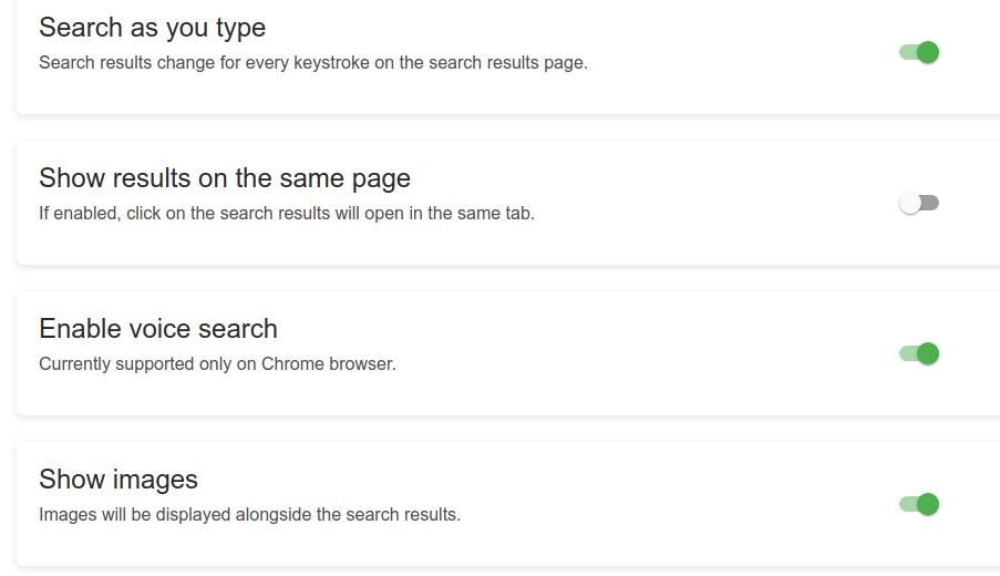 voice search elasticsearch