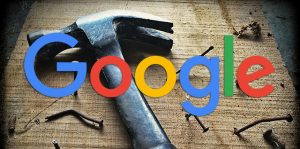 Google Spam image