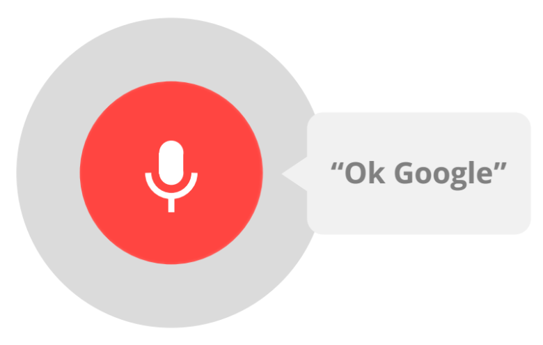 google voice search mac
