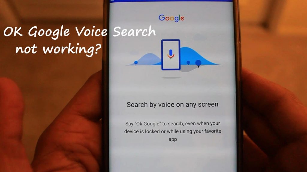 gboard google voice search is not supported on your device