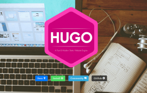 hugo search engine