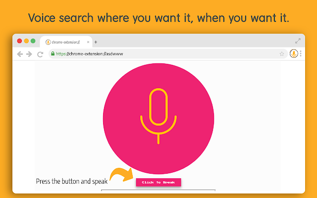 uc browser voice search app