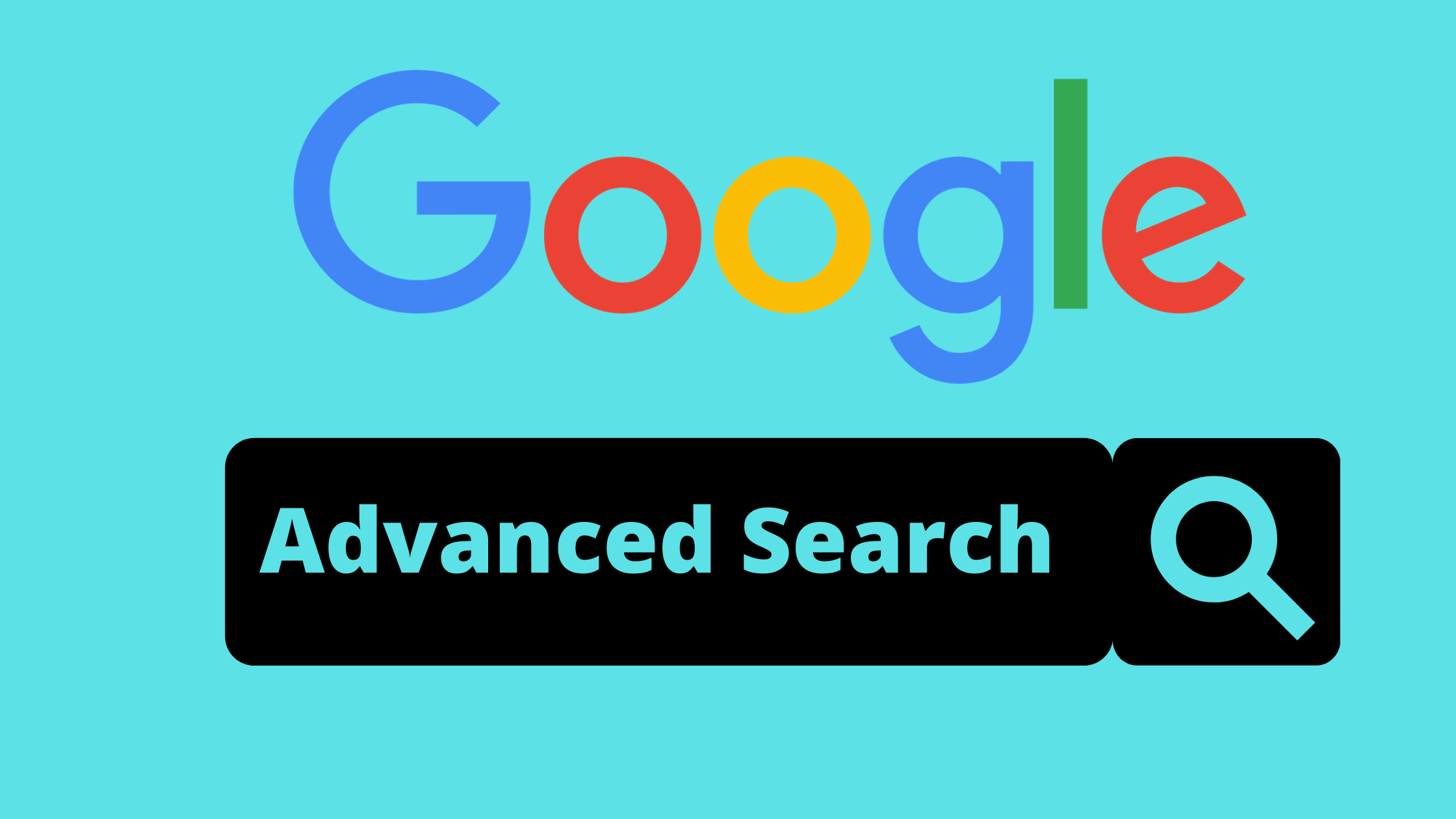 Google Advanced Search for Websites