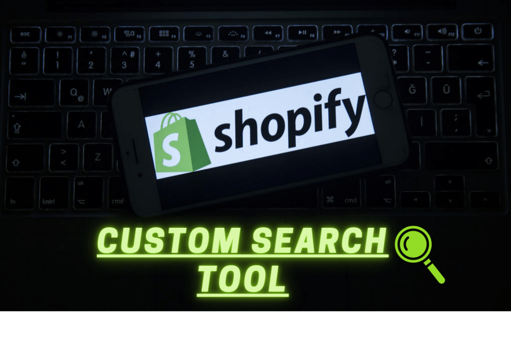 Shopify Custom Search Tool