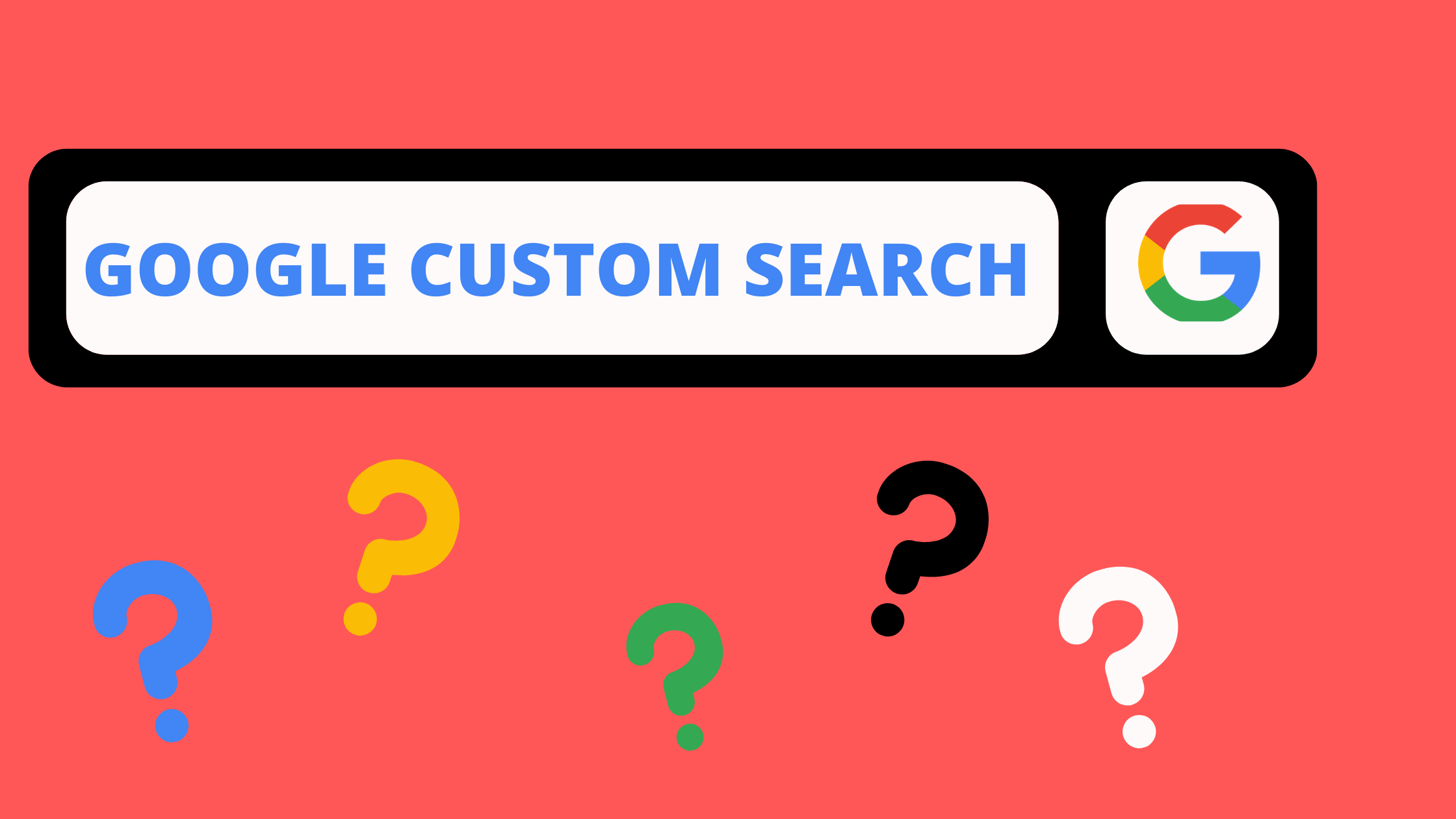 Google Custom Search Drupal 8
