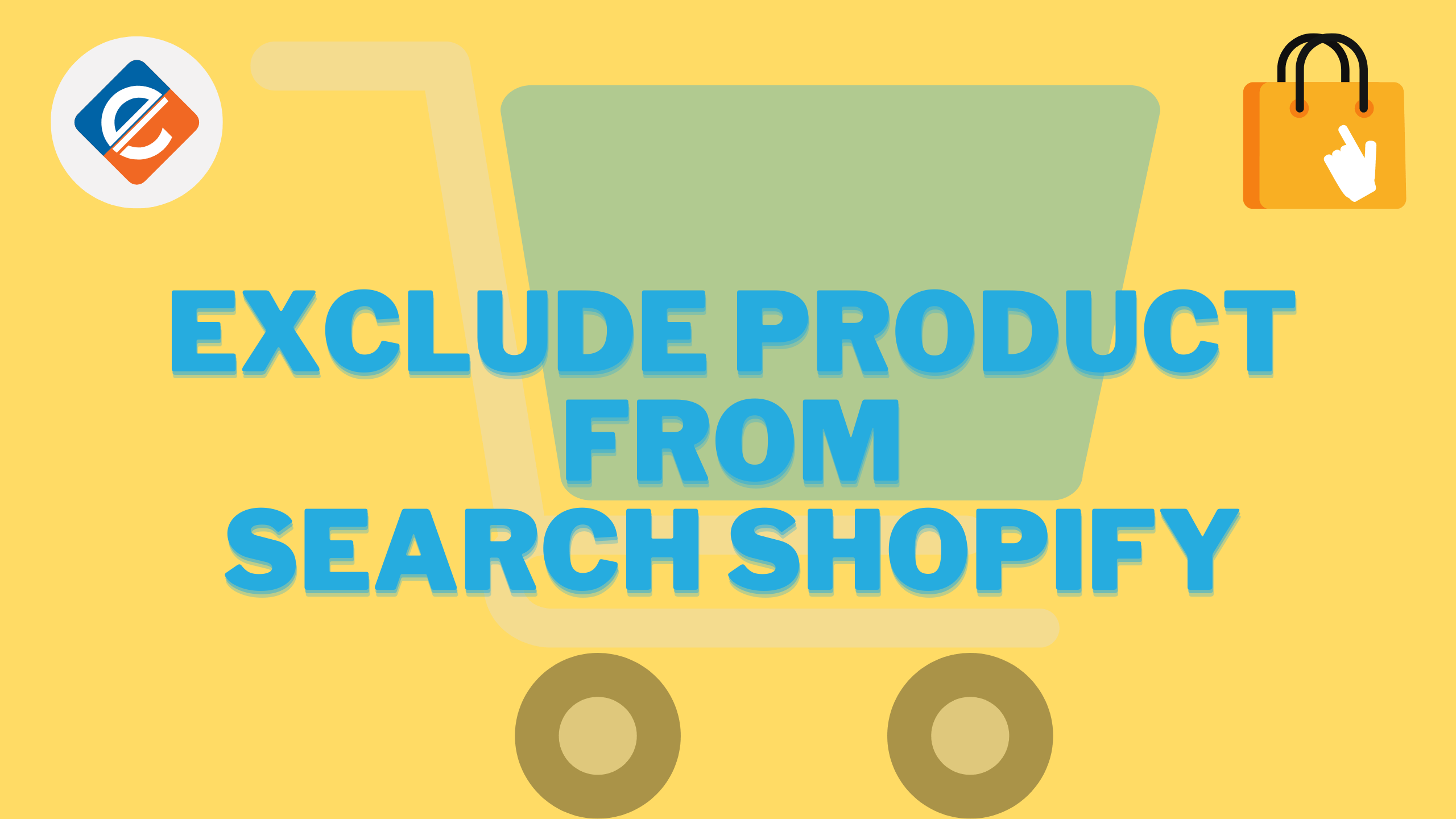 Exclude Product From Search Shopify