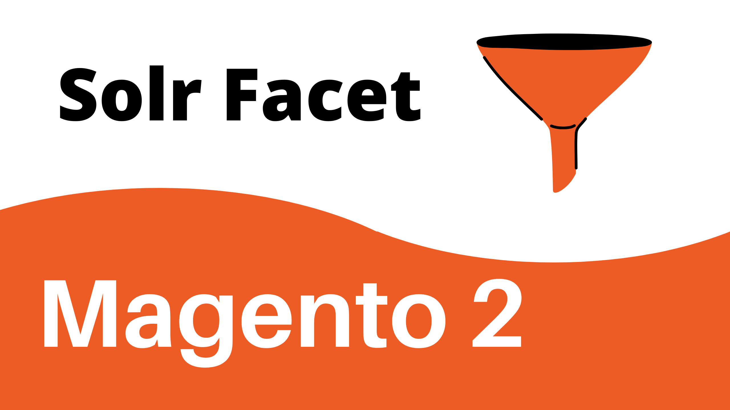 Magento 2 Solr Facet