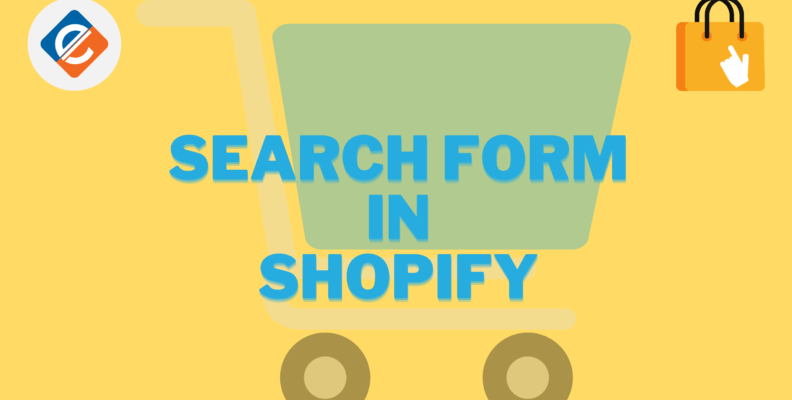 Search Form in Shopify
