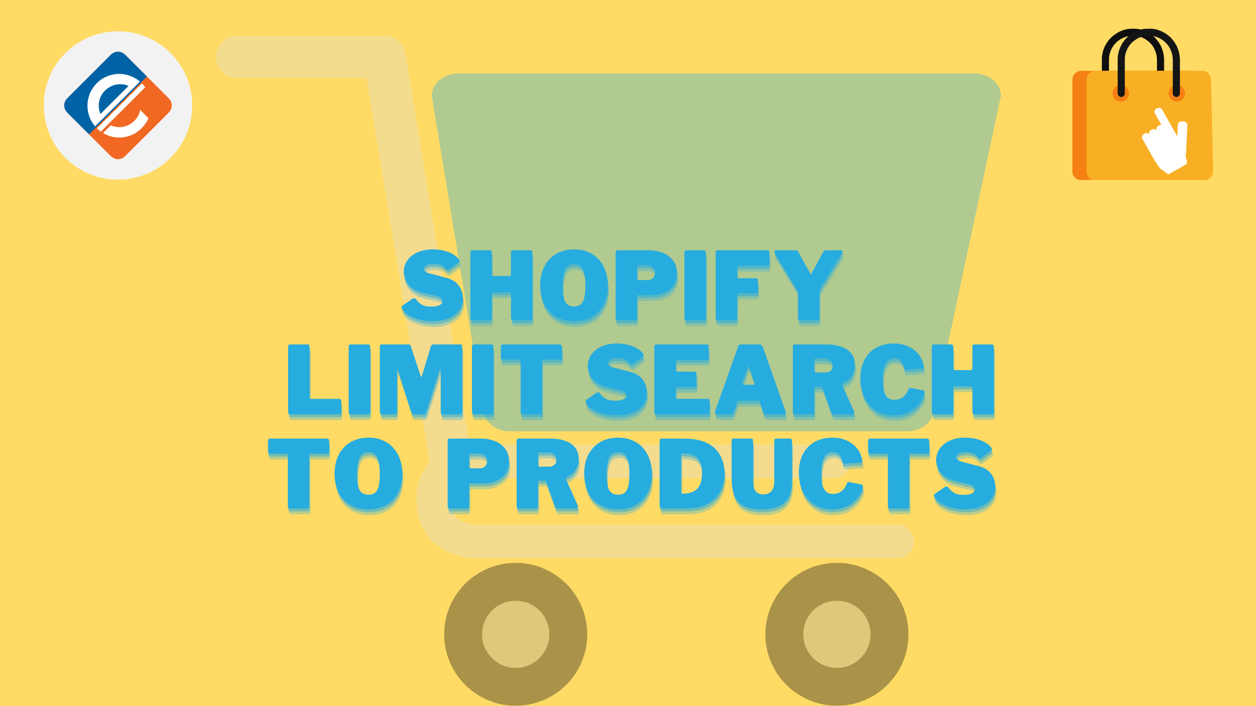 Shopify Limit Search to Products