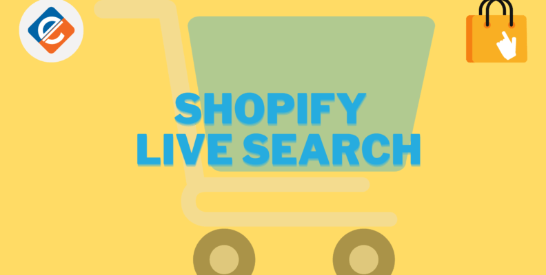 Shopify Live Search