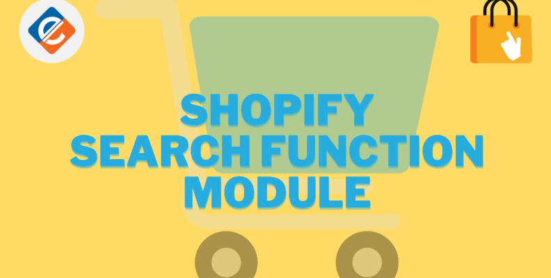 Shopify Search Function Module