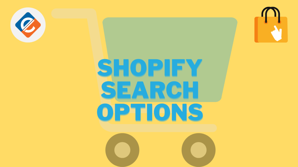 Shopify Search Options
