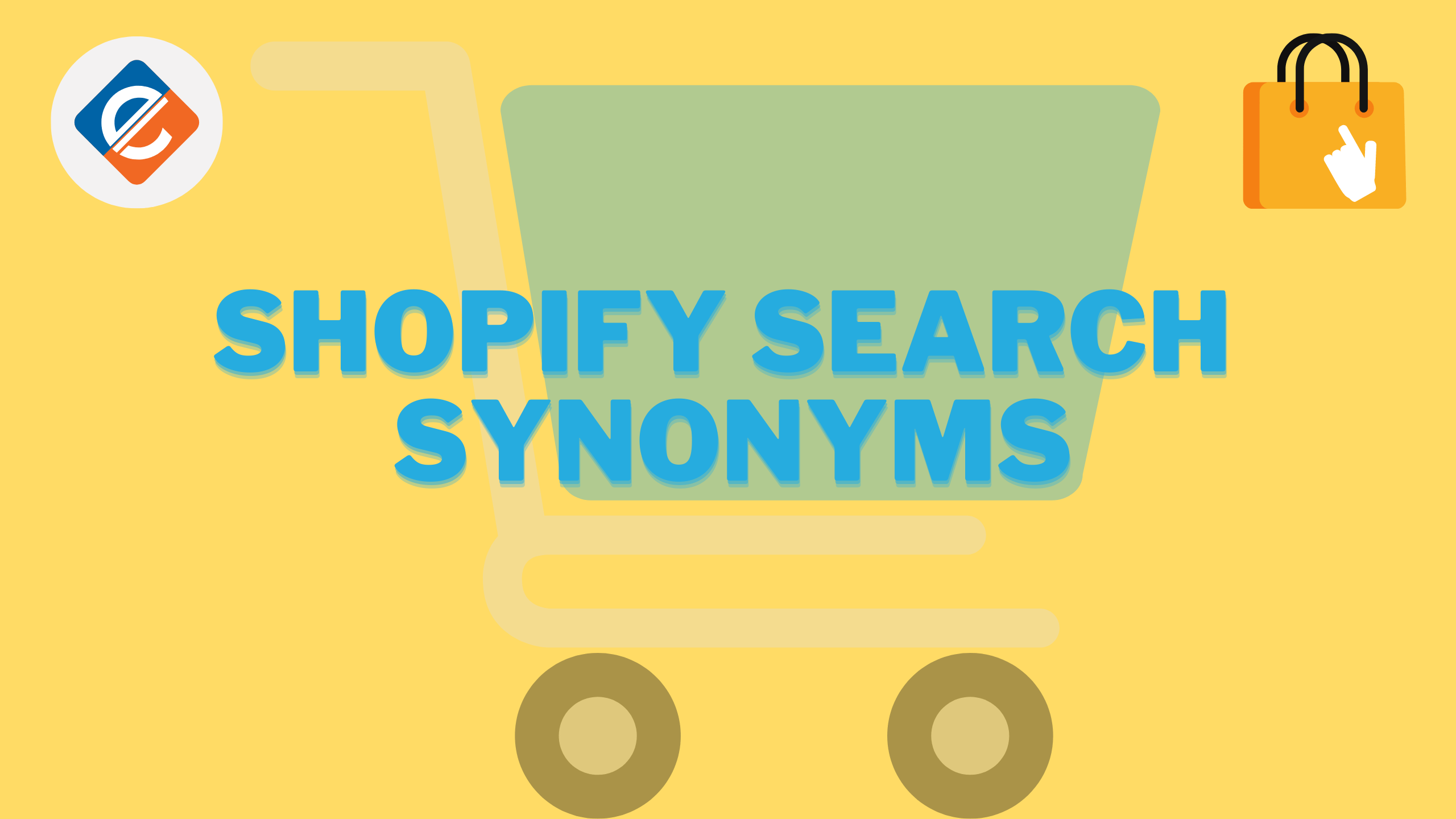 Shopify Search Synonyms
