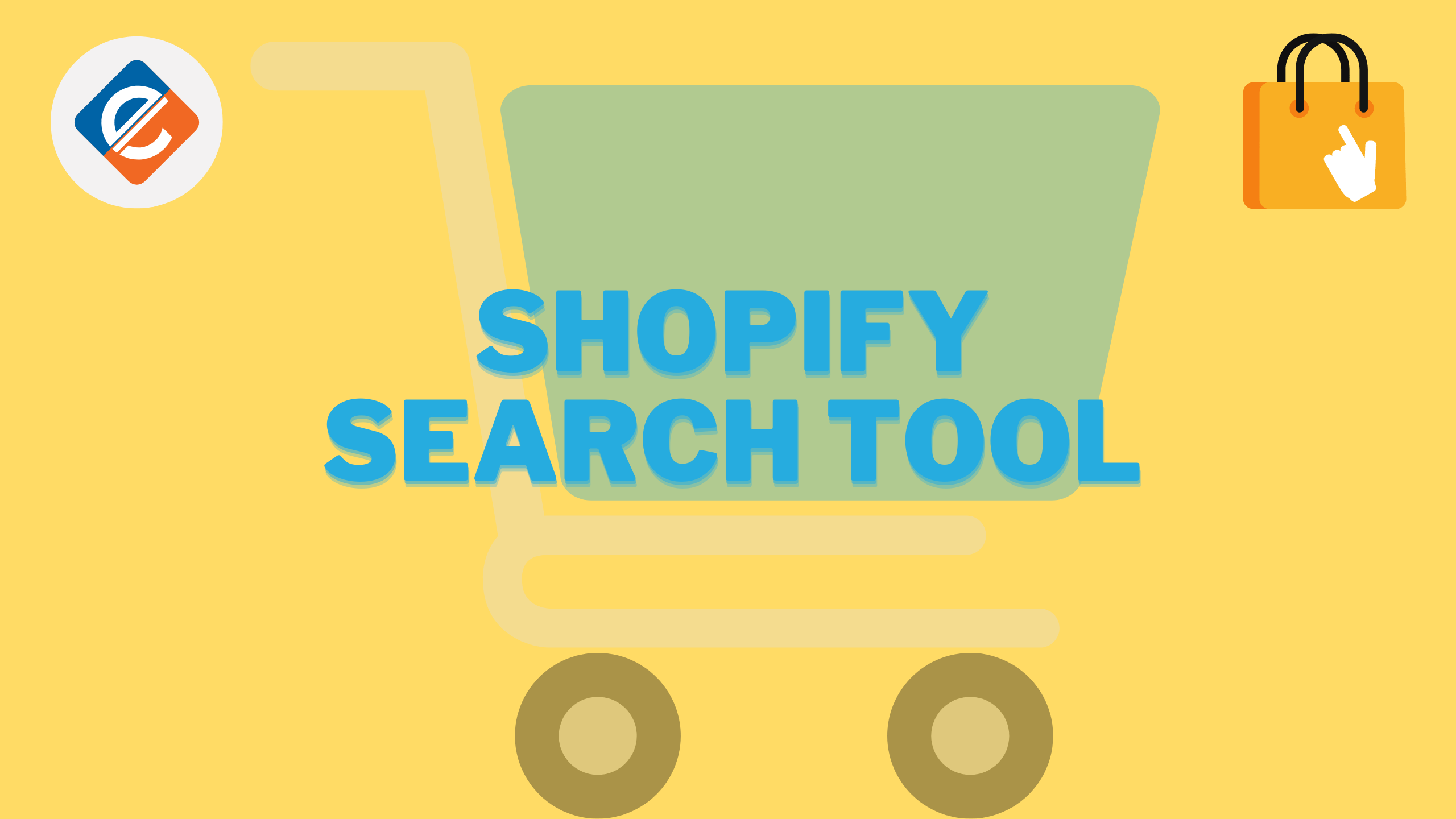 Shopify Search tool